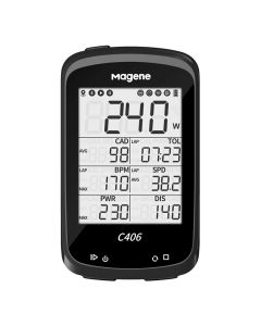 Magene C406 bicycle computer Bluetooth ANT + GPS wireless smart monitoring stopwatch ring