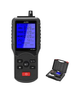 JD-3002 Air Quality Meter Multifunctional Air Quality Tester CO2 TVOC Meter Temperature Humidity Measuring