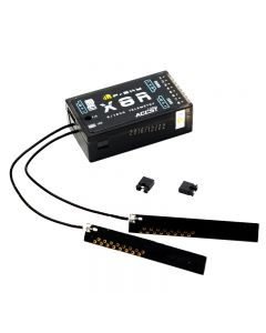 FrSky X8R Receiver 8/16CH Telemetry For RC Quadcopter Multicopter Compatible with X7 X9D X12S transmitter